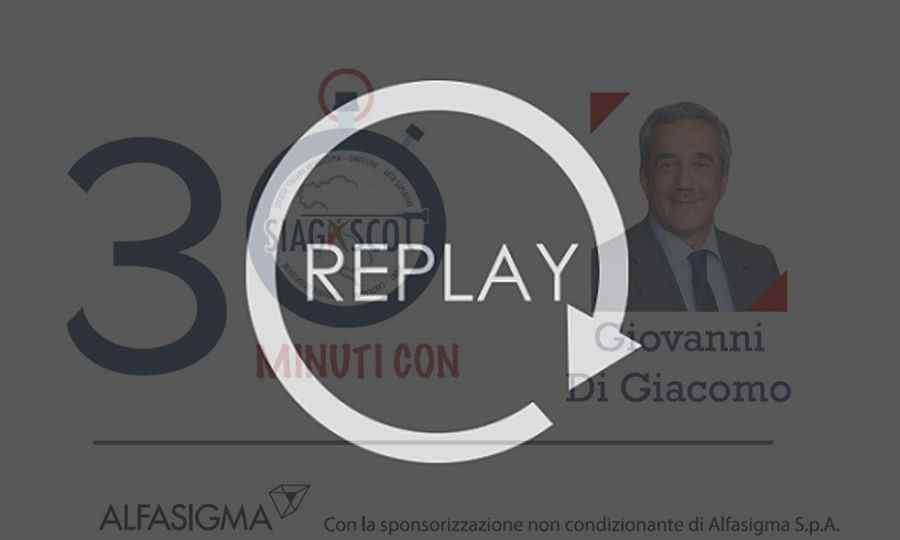 30 minuti con Digiacomo 14settembrereplay