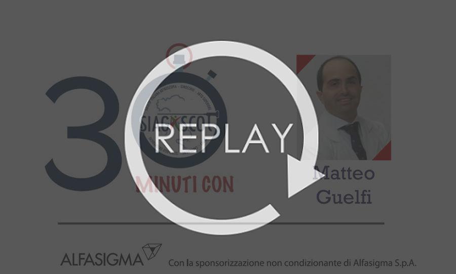 30 minuti con Guelfi 10settembrereplay