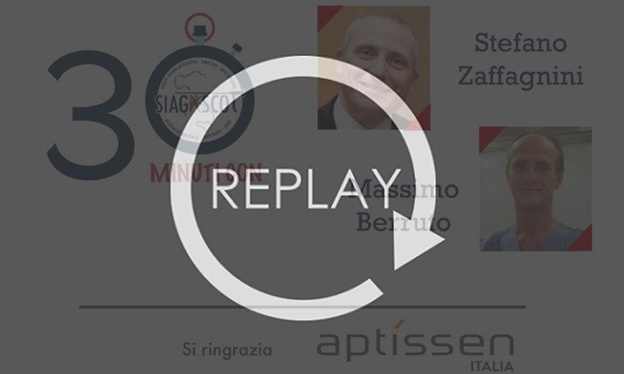 30 minuti con Zaffagnini 16ott20replay