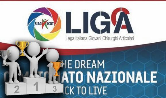 LIGCA2021classifica